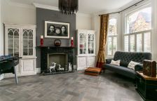 Luxury London explores the capital's fanciest fireplaces in properties currently on the market with some of London's top estate agents