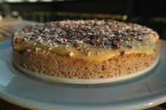 Sunn og frisk sitronkake Norwegian Food, Frisk, Banana Bread, Muffins, Pie, Desserts, Samsung, Snacks, Pie And Tart