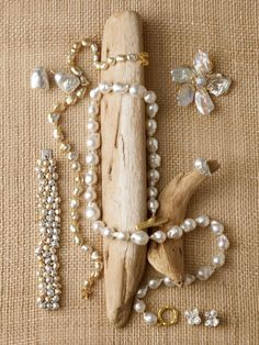 never enough pearls