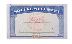 Blank USA Social Security Card Isolated Against White Background Editorial Stock Photo - Image of security, congress: 178606668 Passport Template, Id Card Template, Card Templates, Money Template, Invoice Template, Best Templates, Templates Printable Free, Printable Invoice, Payroll Template
