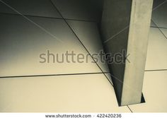 stock-photo-diagonal-metal-wall-with-concrete-pylon-abstract-futuristic-city-concept-422420236.jpg (450×326)