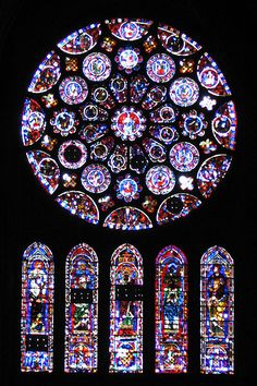 cathedrals on pinterest rose window gothic architecture