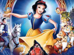 snow white | Snow White and the Seven Dwarfs Wallpaper