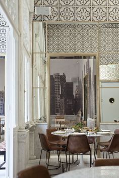 From Paris to Beirut, the LIZA Restaurant | http://www.yatzer.com/liza-restaurant-beirut: