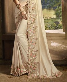 Fancy Sarees Party Wear, Saree Designs Party Wear, Fancy Party, Party Sarees, Wedding Sarees, Indian Fashion Dresses, Indian Designer Outfits, Designer Dresses, Designer Sarees