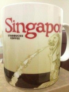 Starbucks Singapore Global Icon Series City Mug