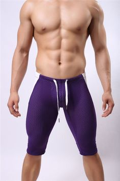 FEESHOW Men's Workout Gym Sports Fitness Running Tights Shorts Set Include: Men's Sports Tights br Condition: New with tag br Material: Nylon, Spandex br Sport Tights, Running Tights, Sport Shorts, Yoga Shorts, Swim Shorts, Yoga Pants, Nylons, Ghana, Georgia