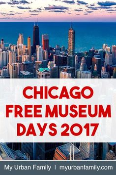 Chicago museums are amazing - but they can certainly break the bank. Make sure to check out my list of free Chicago museum days to avoid the fees!