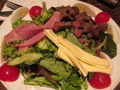 Coffee Bean's Chef's Salad