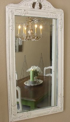 ...mirror French country traditional