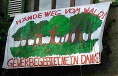 """Bergisch Gladbach: Planungsausschuss am 16.Juli 2013 u.a. zum Thema Lustheide - """"Am 16. Juli könnte Entscheidung zu Lustheide fallen"""" (O-Ton Bürgerinitiative Lustheide) - Auf der Tagesordnung steht der gemeinsame Antrag von Grünen, Freien Wählern und Kiditiative auf Aufhebung von bisherigen Beschlüssen zm Gewerbegebiet Lustheide"""
