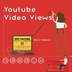 Are you look to gain your YouTube Video Views? We provide the best service on the internet. Place an order and relax we will do marketing for your YouTube Video.