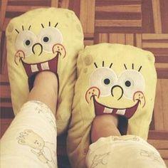 Winter Slippers, Cute Slippers, Crocs, Shearling Slippers, Cute House, Sock Shoes, Women's Shoes, Spongebob Squarepants, Shoe Closet