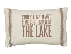 Souls Tended and Time Suspended by the Lake $18.00