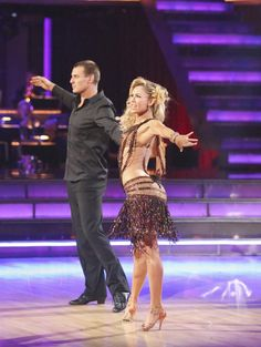 Kym Johnson & Ingo Radamacher  -  Dancing With the Stars  -  season 16  -  week 7  -  spring 2013  -   eliminated in the semi-finals, placing 5th for the season