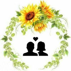 Amor Instagram, Instagram Story, Instagram Highlight Icons, Frames, Pasta, Yellow, Sunflower Illustration, Watercolor Sunflower, Sunflower Art