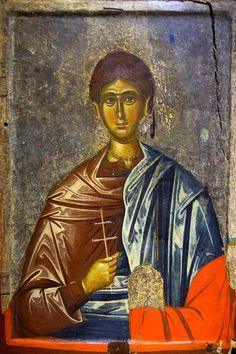 Που βρίσκονται τα λείψανα του Αγίου Πρωτομάρτυρα Στεφάνου; - Χώρα του Αχωρήτου Orthodox Icons, Ikon, Buddha, Mona Lisa, Saints, Statue, Artwork, Painting, Angels