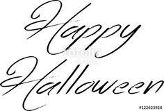 """Happy Halloween sign"" creato da morgan capasso"