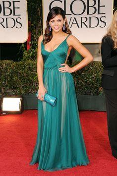 Jenna Dewan-Tatum Prom Formal Gown 2012 Golden Globe Awards #dress Click to Buy!