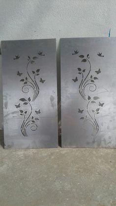 Iron Main Gate Design, Front Gate Design, Door Gate Design, Door Design Interior, Cnc Cutting Design, Laser Cutting, Compound Gate Design, Glass Etching Designs, Window Glass Design