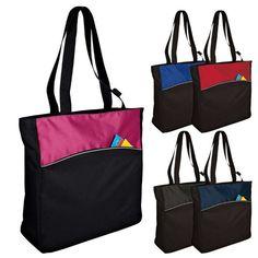 Two-Tone Shopping Tote Bag for Women ac0d716aa2