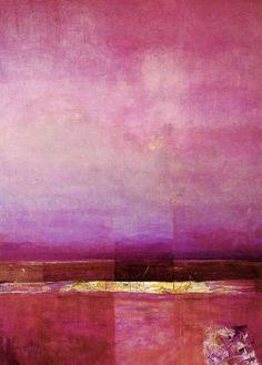 """Saatchi Art Artist Grosaru Marcel; Painting, """"Paysage Métaphysique"""" #art"""