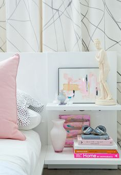 Pretty Pink Bedrooms for Sweet Dreams