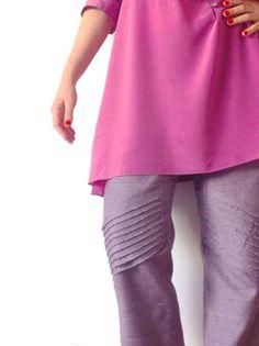 'calça com vestido' -- uma história da vida real sobre combinações inusitadas, experiências e originalidade -- no blog da oficina! :: http://oficinadeestilo.com.br/2014/09/12/calca-com-vestido/