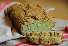Grain-free paleo bread (with nigella seeds) Bezzbożowy chleb z czarnuszką
