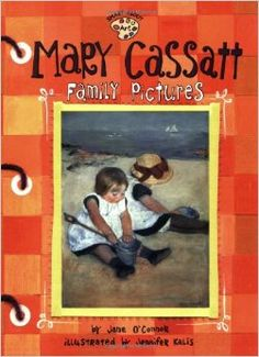 """Mary Cassatt is most famous for her paintings of mothers and babies, and that's what first attracts """"Claire"""" because she has a new baby sister. But through research for her class report Claire learns many surprising facts about Mary: she was an American who lived in France nearly all her life, she never married or had children herself, and she became a professional artist at a time when respectable ladies simply did not do that! With beautiful reproductions of Mary Cassatt's best-loved…"""