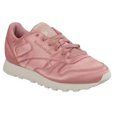 5f39cef6019ce Reebok Classic Leather Satin Women s Low-Top Sneaker