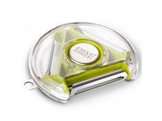 Rotační škrabka JOSEPH JOSEPH Rotary Peeler™ | zelená. Škrabka na brambory a zeleninu