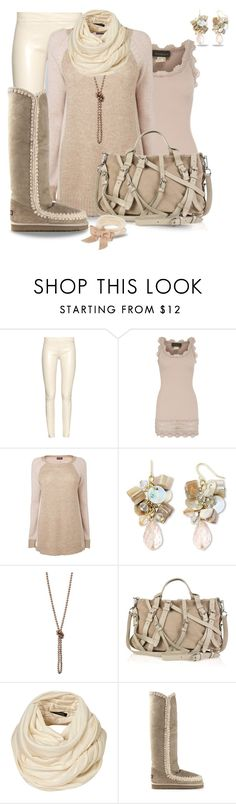 """""""Posh Pastels"""" by jacci0528 ❤ liked on Polyvore featuring The Row, Rosemunde, Phase Eight, Mixit, Alexander Wang, Mou and J by Jasper Conran"""