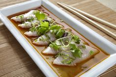 Plum Blossom Sushi Roll 1 medium scallop (the non-water injected kind ...