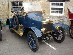Standard Model S - Arabelle's car