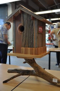 Check out some of the beautiful and way cool birdhouses in this year's JC Raulston Arboretum 12th Annual Birdhouse Competition at N.C. State University.