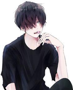 All rights reserved to their respective owners amor boy dark manga mujer fondos de pantalla hot kawaii Anime Neko, Anime Oc, Fanarts Anime, Anime Characters, Manga Anime, Manga Boy, Hot Anime Boy, Dark Anime Guys, Cool Anime Guys