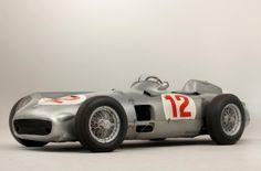 1954 Mercedes-Benz W196R Formula One