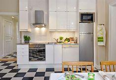 [Decotips] 4 Tips para decorar cocinas pequeñas | Decoración