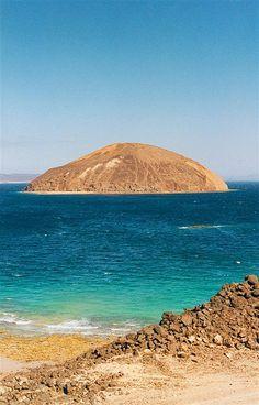 Goubet island, Horn of africa, Djibouti                                                                                                                                                                                 Mais