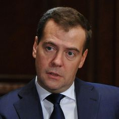 #61: Dmitry Medvedev. Prime minister of Russia.