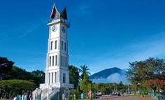 The Famous Jam Gadang ~ Bukittinggi #fb