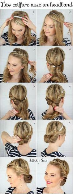 Voici des idées de coiffures simples à réaliser pour les jours où vous manquez d'inspiration