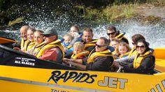 Specials/Combos - Rapids Jet - Taupo Jet Boat