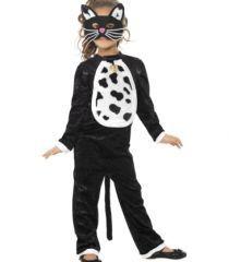 Costum Pisica 7-9 ani   Costume Halloween copii  