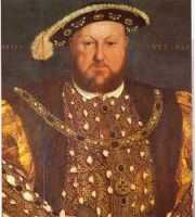 """""""Perhaps the bitterest enemy Scotland ever had was Henry VIII, whose armies wreaked terrible destruction north of the frontier in the """"rough wooing"""" of 1544 and 1545, and set the scene for the final dangerous half-century of border reiving.""""  (from """"The Steel Bonnets"""")"""