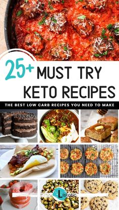 Easy and Quick Low Carb Keto Friendly Recipes including Breakfast, Lunch, Dinner, Side dishes, Desserts and Snacks that you will want to make on repeat. Veggie Recipes, Appetizer Recipes, Salad Recipes, Diet Recipes, Chicken Recipes, Cooking Recipes, Healthy Recipes, Macro Recipes, Party Appetizers