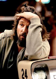 """Jeff Bridges en """"El Gran Lebowski"""" (The Big Lebowski), 1998"""