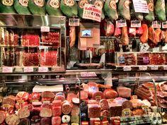 The meat Museum in #madrid #spain. #Elmuseodeljamon
