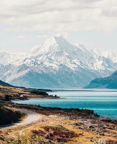 Mount Cook National Park  Photo by: @_jameswilliam  #newzealandvacations to be featured ✌